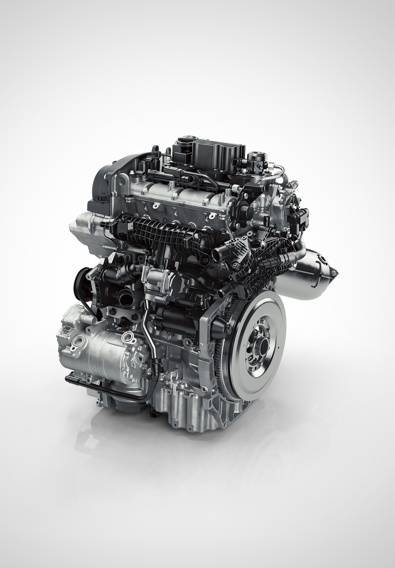 [018] – 3-cyl Engine Hybrid Front